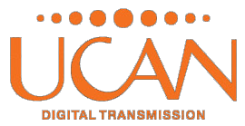 UCAN Transmissão Digital